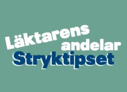 Läktarens andelar – Stryktipset – Lördag 8/5