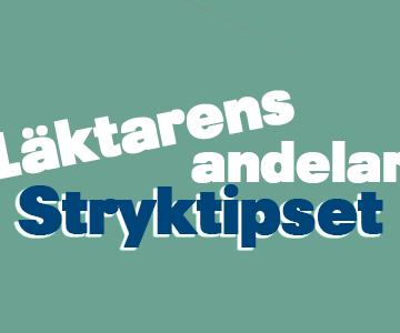 Läktarens andelar – Stryktipset – Lördag 6/3