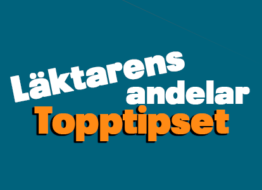 Läktarens andelar – Topptipset – Söndag 18/4