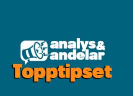 Topptipset 28/9 – Tips, andelar & analys
