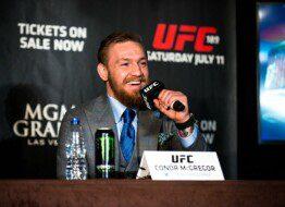 McGregor vs Poirier 3 – UFC 264