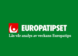 Europatipset 25/2 » Tips & analys