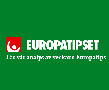 Europatipset 18/4 » Tips & analys