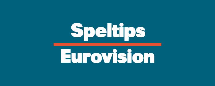 Speltips Eurovision