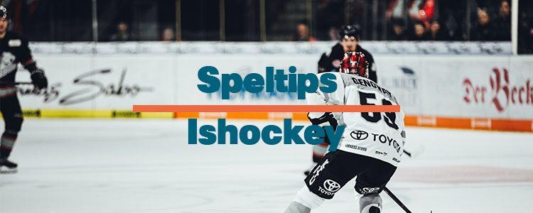 Speltips Ishockey