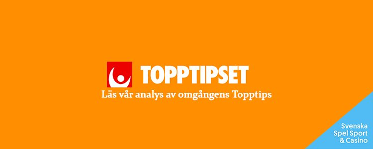 Topptipset 28/1 » Tips & analys