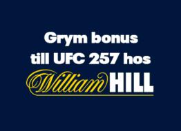 Erbjudande: UFC 257 – McGregor vs Poirier