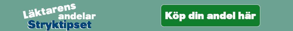 Andelar Stryktipset banner