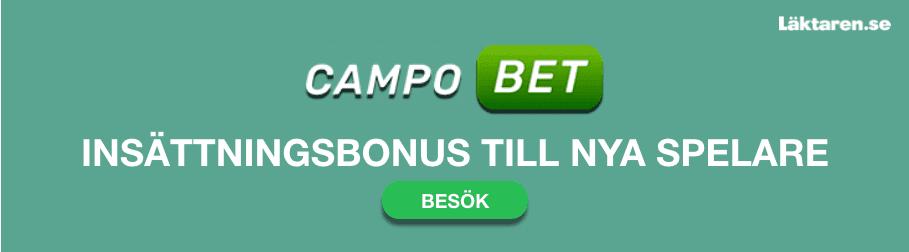 Campobet bonus