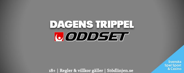 Dagens trippel 27/2 » Tips & analys