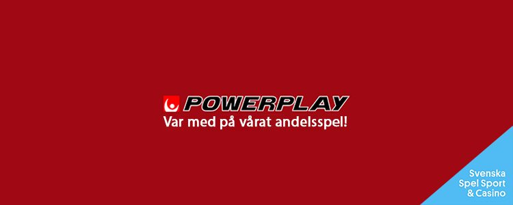 powerplay andelar