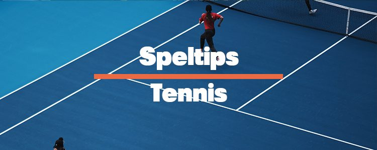 Speltips tennis